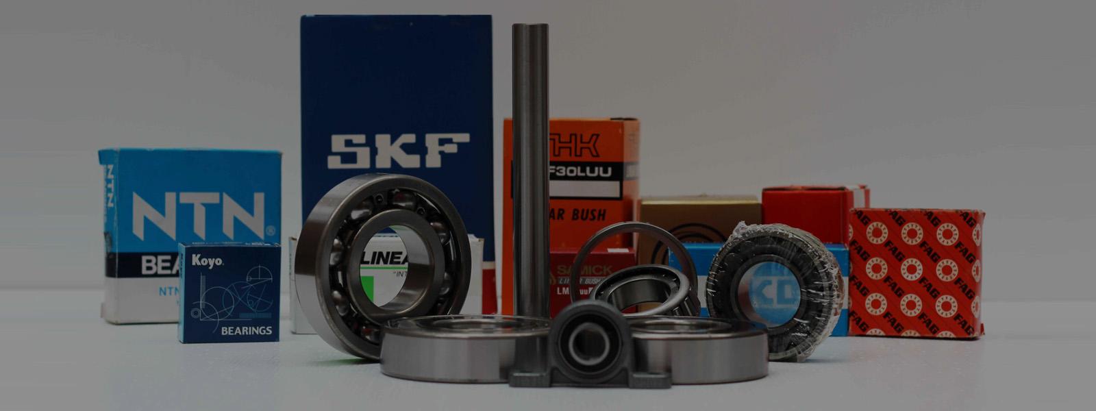 Kualitas & kelengkapan produk bearing kami sudah dikenal baik sejak 1997